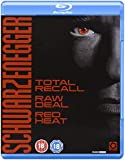 Schwarzenegger Collection (Total Recall/Red Heat/Raw Deal)