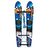 Connelly Cadet Junior Combo Water Skis With Child Slide-Type Adjustable Bindings 2014 by Connelly