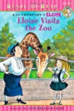 img - for Eloise Visits the Zoo book / textbook / text book