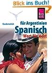 Kauderwelsch, Spanisch f�r Argentinie...