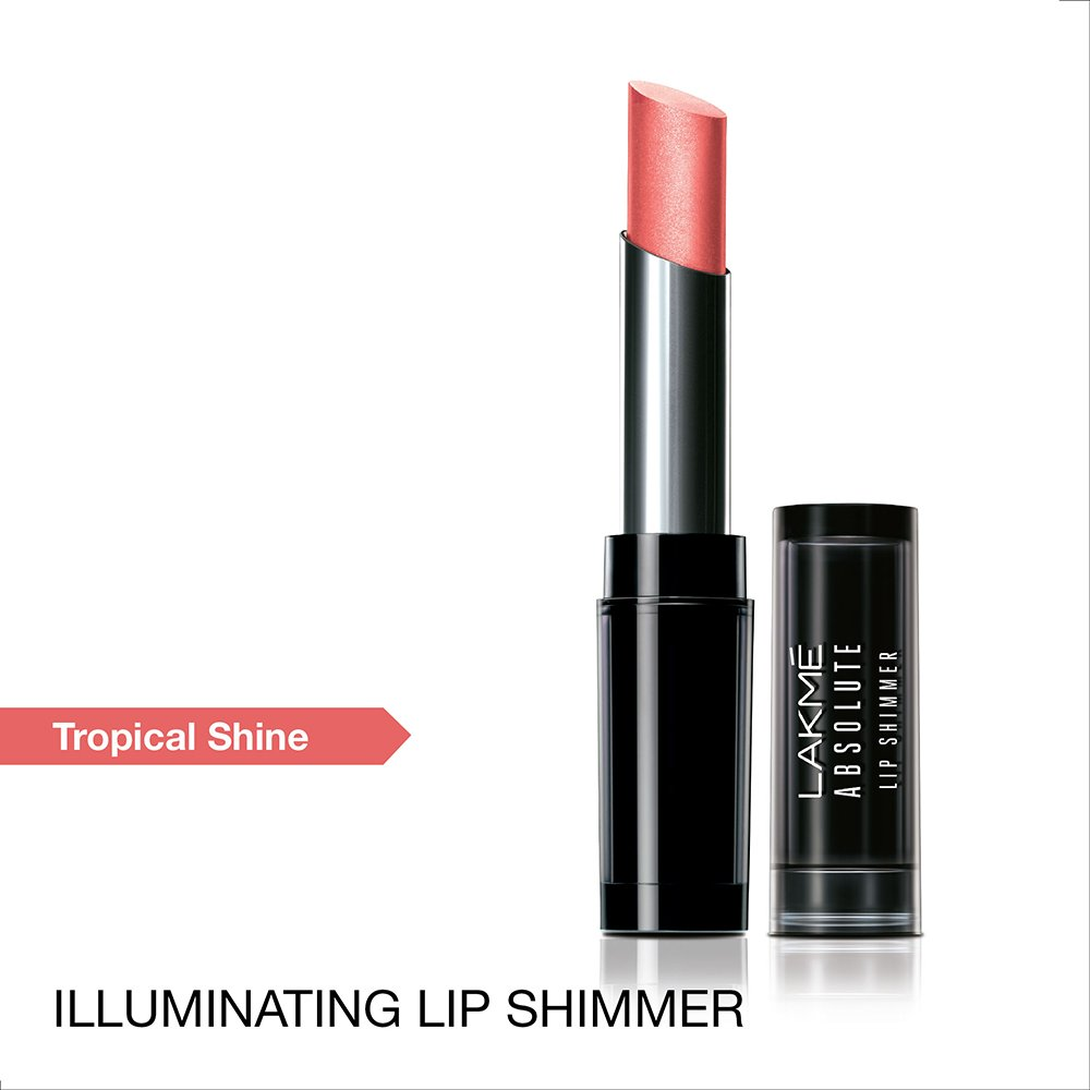 Buy Lakme Absolute Illuminating Lip Shimmer, Tropical Shine, 36g Online At  Low Prices In India  Amazon