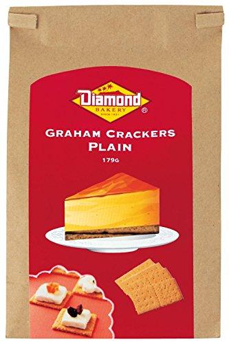 ダイアモンドベーカリー グラハムクラッカー 179g×3個セット
