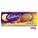 Cadbury Chocolate Shortcake Biscuits 300g