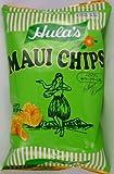 【賞味期限まで30日以上ある場合は出荷致します】フラ印 ポテトチップス マウイチップス ハワイアンサワークリーム味 150g