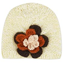 PRANA CINCH FLOWER BEANIE HAT