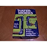 Waterworks Water Works Card Game 1976 Edition