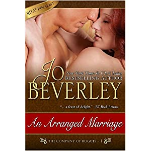 An Arranged Marriage by Jo Beverley