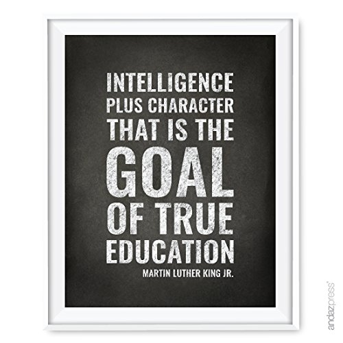 andaz-press-teacher-appreciation-wall-art-chalkboard-print-intelligence-plus-character-that-is-the-g