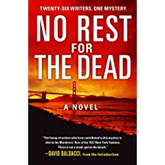 No Rest for the Dead - Sandra Brown, R.L. Stine, Lisa Scottoline, Jeffery Deaver, Raymond Khoury