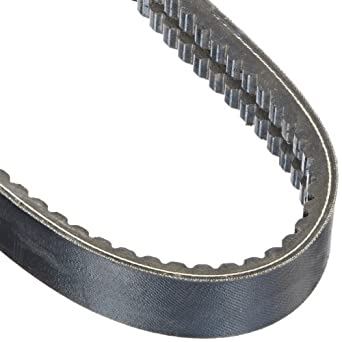 "Goodyear Engineered Products HY-T Torque Team V-Belt, BX Profile, Banded & Cogged, 2 Rib, 1.32"" Width"