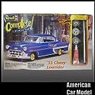 53 Chevy Lowrider 1953 シボレー シェビー ローライダー Revell 85-6680 1:24スケール リンドバーグ プラモデル [並行輸入品]