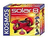 Kosmos 626617 Solar 8 - Juego de modelismo con paneles solares [Importado de Alemania]