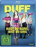 DVD Cover 'DUFF - Hast du keine, bist du eine! [Blu-ray]
