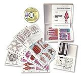 Frey Scientific Lieder 4 Piece General Biology Microscopic Images CD-ROM Set