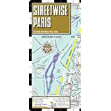 Streetwise Paris Map - Laminated City Center Street Map of Paris, France ~ Streetwise Maps