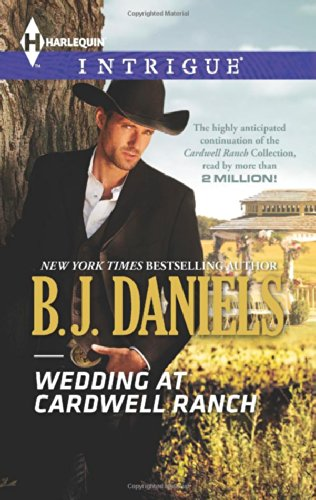 Image of Wedding at Cardwell Ranch (Harlequin Intrigue\Cardwell Cousins)