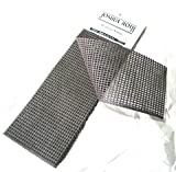 "Drainage Netting for Bonsai & Other Pots 5-4x12"" Sheets"