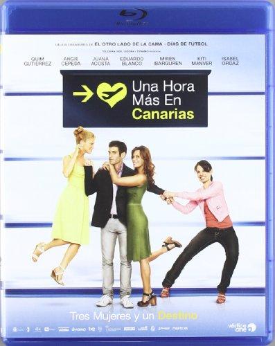 Una Hora más en Canarias [Blu-ray]