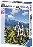 Ravensburger - Neuschwanstein en otoño, puzzle de 1000 piezas (15755 6)