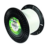 PowerPro Power Pro 21100500500W Braided Spectra Fiber Fishing Line, 50 Lb/500 yd, White