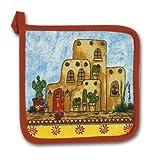 Kay Dee Designs Kitchen Potholder, Southwest Pueblo, V3732
