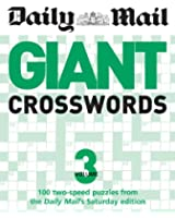 Daily Mail: Giant Crosswords 3 (The Daily Mail Puzzle Books)