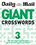 Daily Mail: Giant Crosswords 3 (The M...