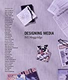 img - for Designing Media [With DVD]   [DESIGNING MEDIA W/DVD] [Hardcover] book / textbook / text book