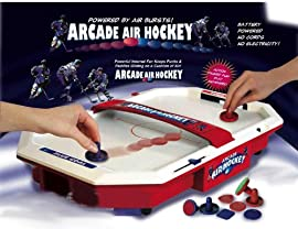 ARCADE TABLETOP AIR HOCKEY