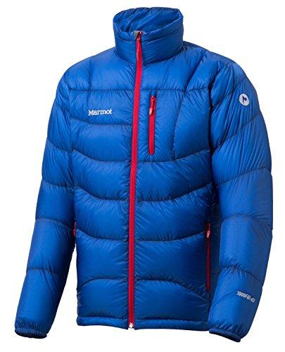 (マーモット)Marmot 1000 Tulok Down Jacket(1000テュロックダウンジャケット) MJD-F5013 NBLU NBLU L