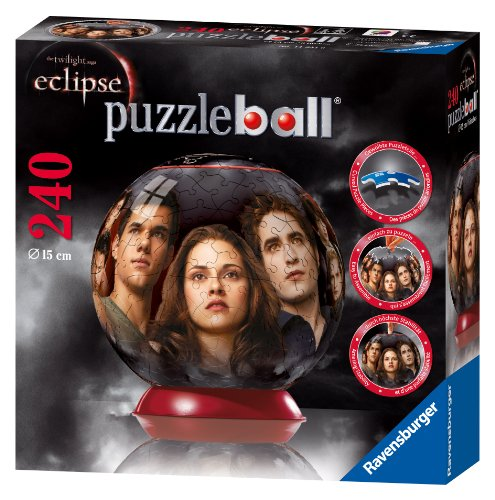 Cheap Fun Ravensburger  The Twilight Saga: Eclipse – 240 Piece Puzzleball (B003RFUCRG)