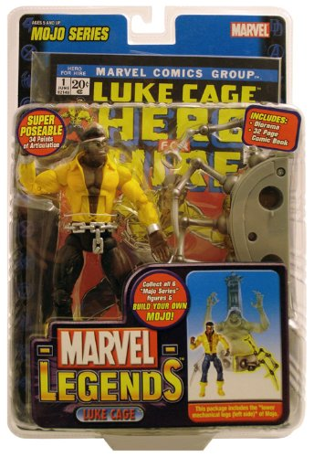 Marvel Legends Series 14 Action Figure Luke Cage (Luke Cage Action Figure compare prices)