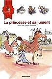 echange, troc Olivier Lhote - Cheval et Compagnie, Tome 2 : La princesse et sa jument (cheval, poney, concours, rivalité, jalousie, filles, princesse, humou