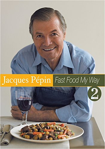 Jacques Pepin Fast Food My Way 2: Cooking Under Pressure (Jacques Pepin Fast Food My Way compare prices)