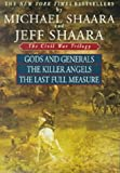 The Civil War Trilogy: Gods and Generals / The Killer Angels / The Last Full Measure (0345433726) by Michael Shaara