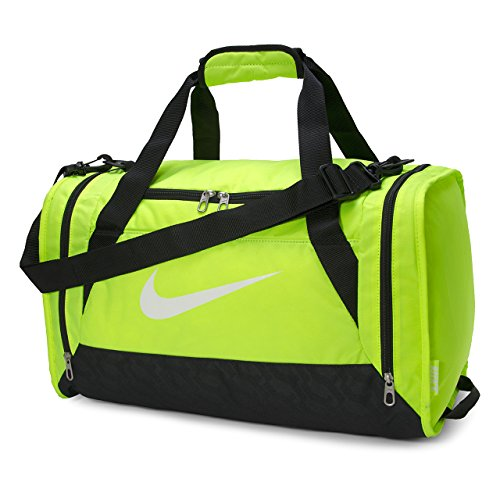 Nike BRASILIA 6 DUFFEL SMALL Sacca , Giallo - One size, Uomo