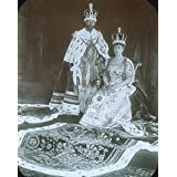 Coronation Portrait of King George V and Queen Mary (V&A Custom Print)
