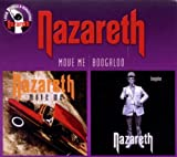 Move Me/Boogaloo Import, Original recording remastered Edition by Nazareth (2011) Audio CD