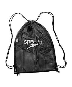 Speedo Equipment Mesh Bag Bag - Black