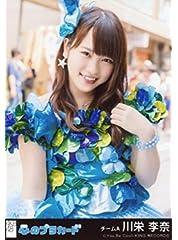 AKB48 公式生写真 心のプラカード 劇場盤 心のプラカード Ver. 【川栄李奈】