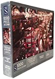 WH Smith Christmas Lights Oxford Street 1000 Puzzle