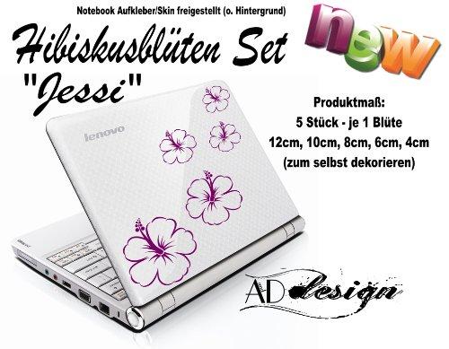 aufkleber-skin-fur-notebook-laptop-hibiskusbluten-set-jessi-freie-folienfarbwahl