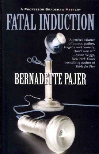 Fatal Induction A Professor Bradshaw Mystery (Professor Bradshaw Mysteries) Fatal Induction (Fatal Induction compare prices)