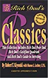 img - for Rich Dad Poor Dad Classics - Boxed Set (Rich Dad Poor Dad; Rich Dad's Cashflow Quadrant, and Rich Dad's Guide to Investing) by Robert T. Kiyosaki (2001-05-01) book / textbook / text book