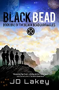 Black Bead: Book One Of The Black Bead Chronicles by J.D. Lakey ebook deal