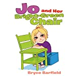Jo and Her Bright-Green Chair | Bryce Barfield