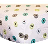 Toyland Crib Fitted Sheet - same as in set