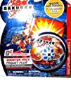 Bakugan B2 Bigger Battle BAKUPEARL Brawlers Pearl White