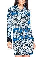 HHG Vestido (Azul / Gris)