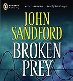 John Sandford Broken Prey (Lucas Davenport Mysteries)